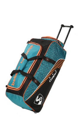 SG Ultrapak Cricket Kit Bag With Wheels Men's