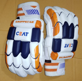 CEAT Gripp Star Cricket Batting Gloves Men's