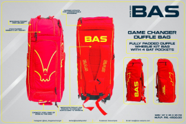 BAS Game Changer Duffle Bag
