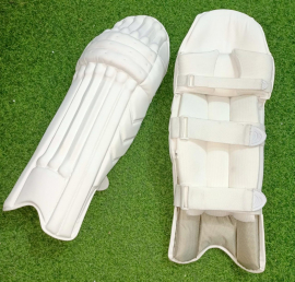 Unbranded Test LE Cricket Batting Pads Men's
