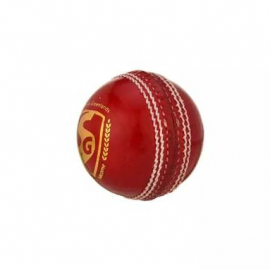 SG Seamer Red Cricket Ball Box Of 12
