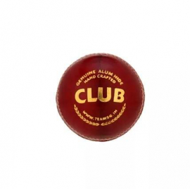 SG Club Red Cricket Ball Box Of 12