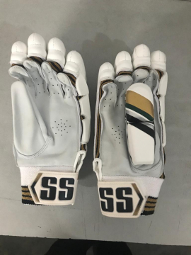 SS Dre Russ Cricket Batting Gloves Men's