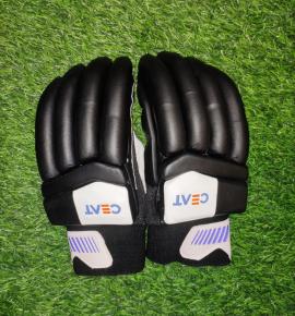 CEAT Maestro Black Cricket Batting Gloves Men's