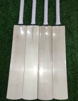 Plain Grade -3 English Willow Cricket Bat Men's