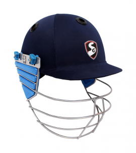SG Carbofab Cricket Helmet Mens Size