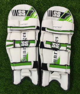 SS Matrix Cricket Batting Pads Men's