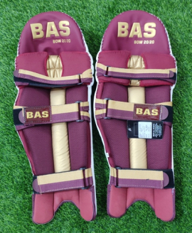BAS Bow 20/20 Cricket Batting Pads Men's