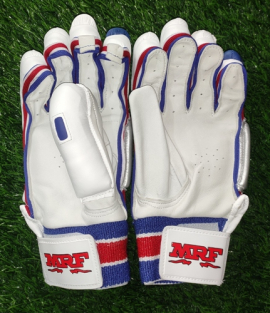 MRF Genius Grand Edition Cricket Batting Gloves Size Youth