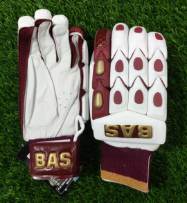 BAS Bow 20/20 Cricket Batting Gloves Men's