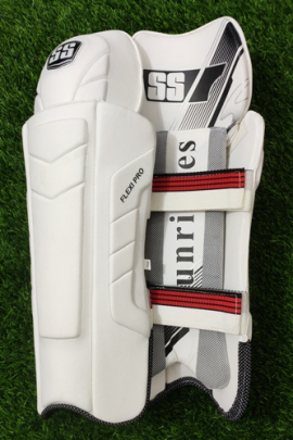 SS Flexi Pro Cricket Wicket Keeping Pads Men's