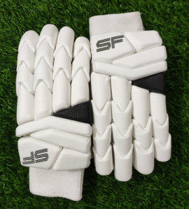 SF Black Edition Cricket Batting Gloves Men's