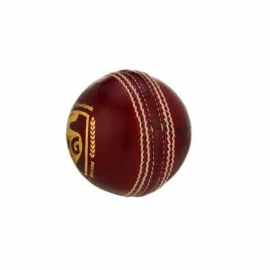 SG League Red Cricket Ball Box Of 12