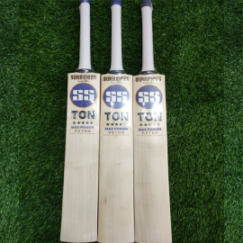 SS Retro Max Power English Willow Cricket Bat Mens Size