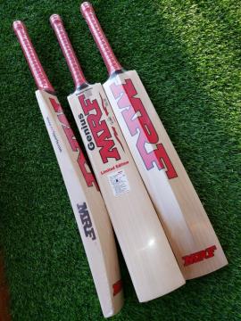 MRF Genius Limited Edition Cricket English Willow Bat Men's