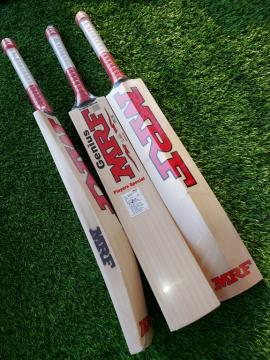 MRF Genius Players Special Cricket English Willow Bat Men's