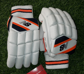 NB DC 1080 Cricket Batting Gloves Men's