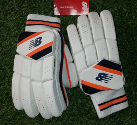 NB DC 680 Cricket Batting Gloves Men's