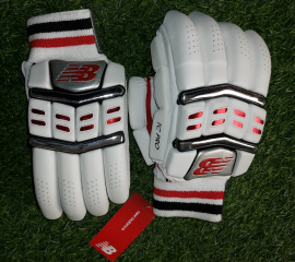 NB TC Pro Cricket Batting Gloves Men's