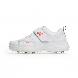 PAYNTR X BOWLING SPIKE ALL WHITE
