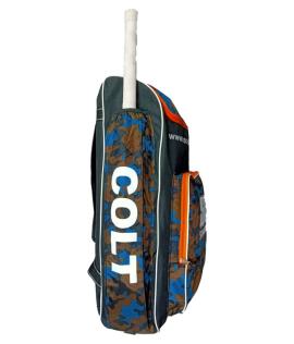 SS Colt Duffle Blue Camo Cricket Kit Bag Men's