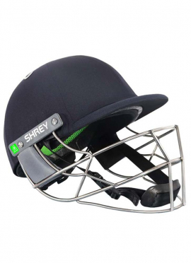 SHREY KOROYD STEEL CRICKET HELMET