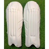 Unbranded Players  Cricket Wicket Keeping Pads Men's