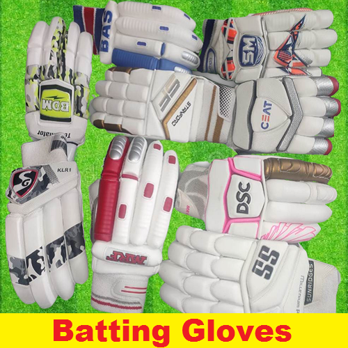 Batting Gloves - Online Stockist