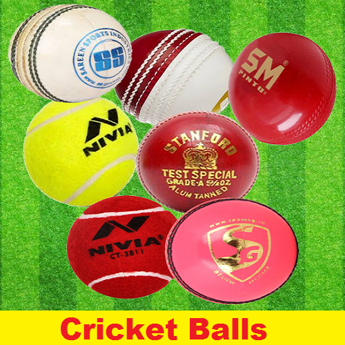 Cricket Balls - Online Stockist